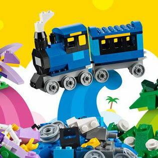 輸入玩具 LEGO(レゴ) CLASSIC(クラシック) 黄色のアイデアボックス プラス