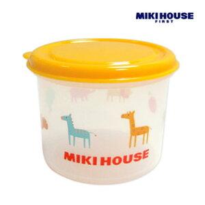 ベビー食器 mikiHOUSE ( ミキハウス ) プチアニマル☆スナックカップ 40-7062-359
