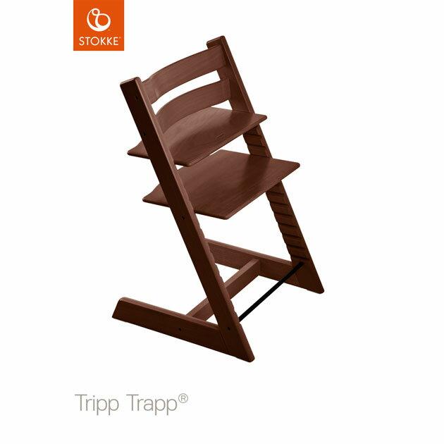 ベビーチェア Stokke Tripp Trapp(ストッケ トリップ トラップ) ウォルナットブラウン