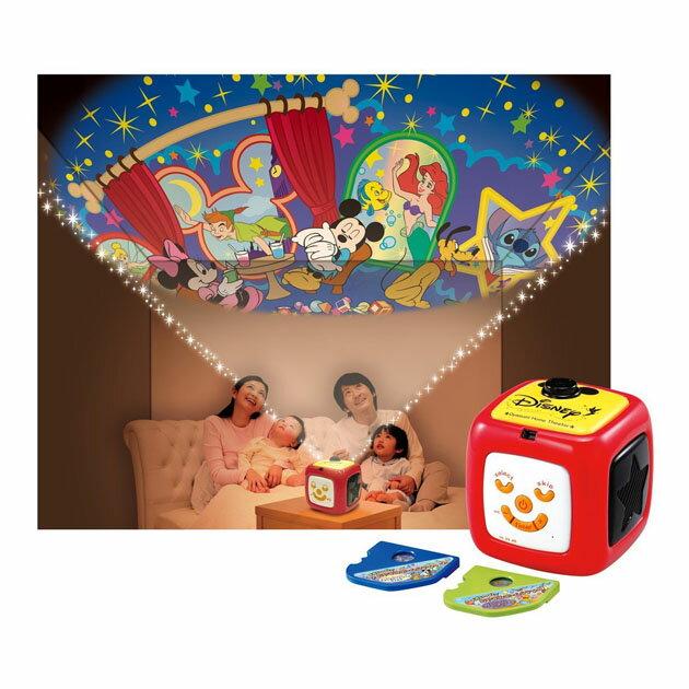 【あす楽対応】キャラクター玩具 タカラトミー(TAKARA TOMY) ディズニーキャラクターズ 天井いっぱい!おやすみホームシアター