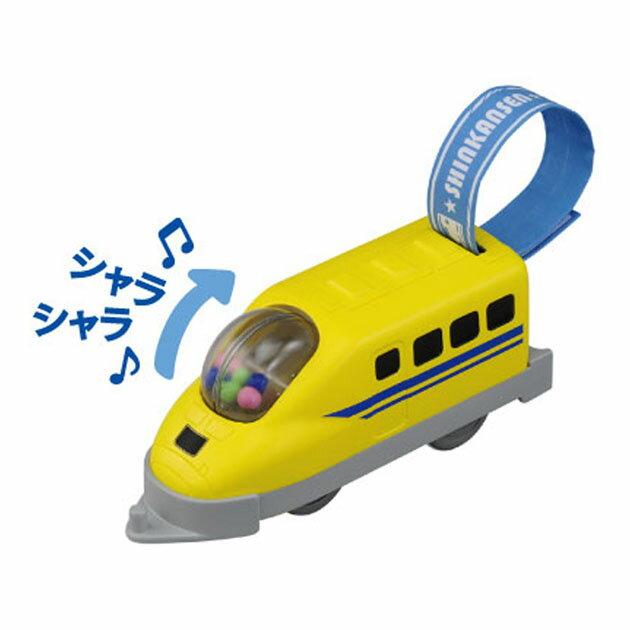 知育玩具 タカラトミー(TAKARA TOMY) はじめてのプラレール おでかけ 923形 ドクターイエロー【コンビニ受取対応商品】
