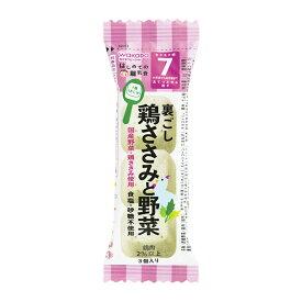 ベビーフード 和光堂 はじめての離乳食 裏ごし鶏ささみと野菜[7]
