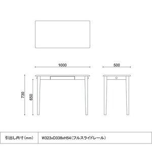 エリスキッズ100デスク(NA)(1個/4才)