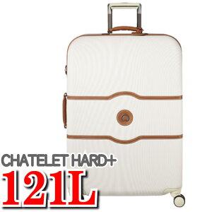 DELSEY デルセー スーツケース シャトレー シャトレーハードプラス CHATELET HARD プラス デルセースーツケース 001670820 人気 ブランド 7泊以上 121L フランス スーツ ケース 製 キャリー バッグ キ