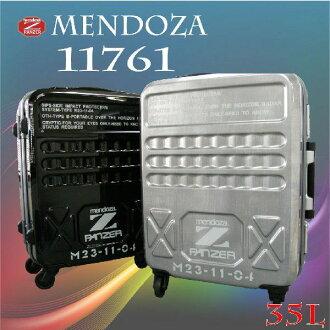 mendoza mendoza旅行箱MENDOZA PANZER 35L 11761带上飞机panzapantsuagarupansutsukesu大阪包材mendozasutsukesu