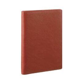 【送料無料】レイメイ ダ・ヴィンチ スリムサイズ A5システム手帳(リング15mm) JDA3003C ブラウン