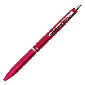 【メール便対応可能】 パイロット 油性ボールペン アクロ1000 0.5mm BAC-1SEF-MR メタリックレッド
