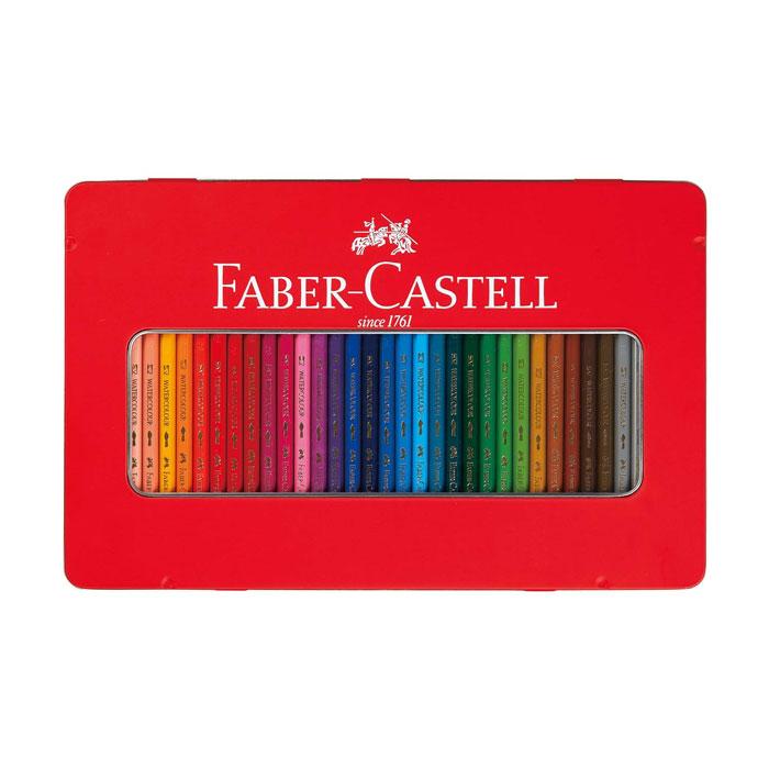【メール便対応/1個まで】ファーバーカステル 水彩色鉛筆 36色セット TFC-WCP/36C
