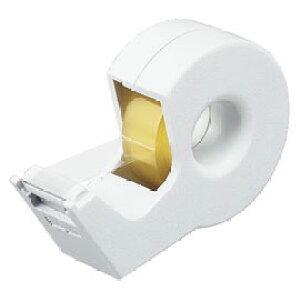 【メール便不可】コクヨ テープカッター カルカット(ハンディタイプ・小巻き) T-SM300W 白