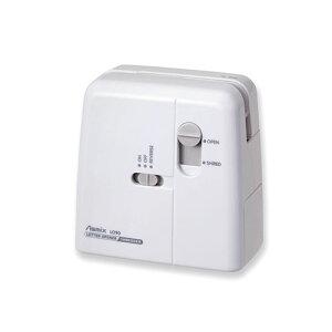 【メール便不可】アスカ 電動レターオープナー シュレップナー LO90W ホワイト