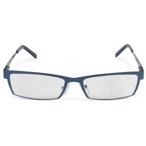 【メール便不可】エール シニアグラス [メタルタイプ]AM114S 老眼鏡