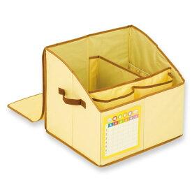 【メール便不可】アスカ ランドセル収納ボックス STB01BE ベージュ