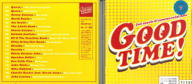 GOODTIME! fun music&commercial hits 中古 CD