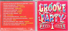GROOVE PARTY I/オムニバス 中古 CD