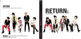 FTISLAND エフティアイランド / 3rd Mini Album: Return 中古 CD