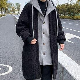コート メンズ ジャケット カジュアル ダッフルコート 韓国 8218