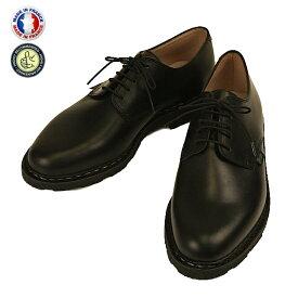 PARABOOT パラブーツ 703812 ARLES BLACK アルル ブラック プレーントゥ リスレザー 本革 ビジネス フランス製 新入荷商品
