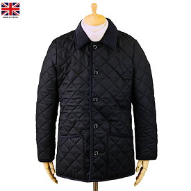 Mackintosh マッキントッシュ Waverly ウェーヴァリー ウール キルティング ジャケット ネイビー イギリス製 2019年 冬新入荷商品