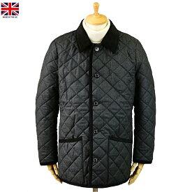 Mackintosh マッキントッシュ Waverly ウェーヴァリー ウール キルティング ジャケット チャコール イギリス製 2019年 冬新入荷商品