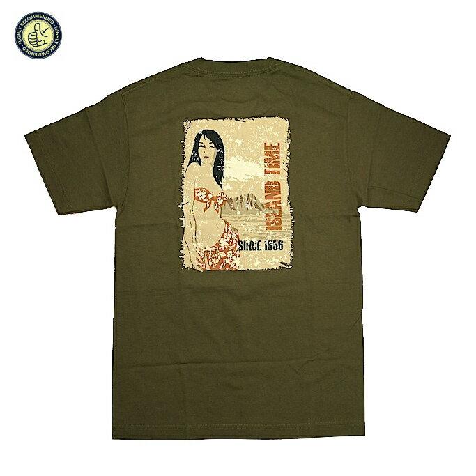 Reynspooner レインスプーナー 5377 Men's Vintage Wahine T-shirt メンズ ビンテージ ワヒネ Tシャツ