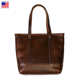 CORONADO LEATHER コロナド レザー HORWEEN CHROMEXCEL LEATHER TRAVEL TOTE BROWN トラベル トート レザー トートバッグ アメリカ製
