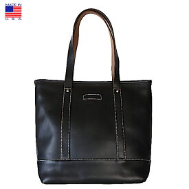 CORONADO LEATHER コロナド レザー HORWEEN CHROMEXCEL LEATHER TRAVEL TOTE BLACK トラベル トート レザー トートバッグ アメリカ製