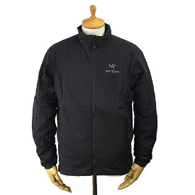 ARC'TERYX アークテリクス 24478 MEN'S ATOM LT JACKET BLACK メンズ アトム LT ジャケット ブラック 高機能 耐候性 軽量 2019年 春新入荷商品