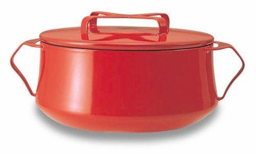 『処分売価』ダンスク コベンスタイル2 両手鍋 18cm 赤 02P03Sep16
