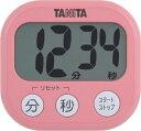 タニタ でか見えタイマー フランボワーズピンク TD-384 02P03Sep16
