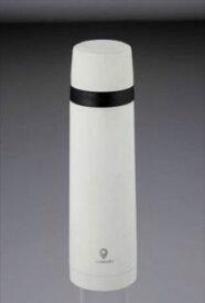 CC-11 cococafe(ココカフェ)真空二重ボトル500ml ホワイト 31236075