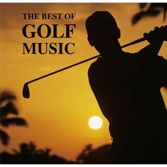 석사/영국인의 테마 곡 THE BEST OF GOLF MUSIC (베스트 오브 골프 뮤직) CD