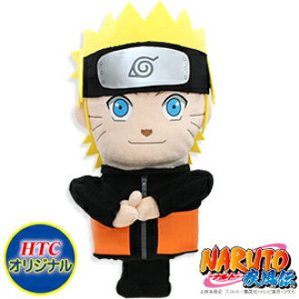 UZUMAKI NARUTO Golf Club Driver Headcover (Cartoon character golf head covers)