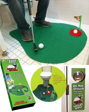 トイレットゴルフゲームセット2