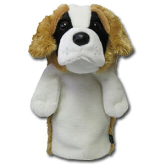 Rory McIlroy St. Bernard Golf Club Driver Headcover (Novelty golf head covers)