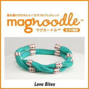 magnoodleマグヌードルブレスレットLoveBitesMAG-0152