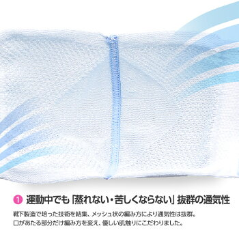 ハイブリックス日本製マスクメッシュタイプ接触冷感・抗菌防臭・吸汗速乾3