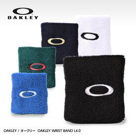 オークリー リストバンド L OAKLEY WRIST BAND L 4.0 99438JP[ゴルフ用品 グッズ ギフト プレゼント]