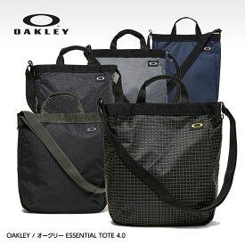 オークリー エッセンシャル ショルダーバッグ OAKLEY ESSENTIAL SHOULDER BAG L 4.0 FOS900241[ゴルフコンペ景品 ゴルフコンペ 景品 賞品 コンペ賞品][ゴルフ用品 グッズ ギフト プレゼント]