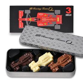 車のチョコレート プチ缶入り ミニカーBOX3個[ホワイトデー 2021 お返し おもしろ チョコレート おもしろチョコ プレゼント 面白 マキィズ 義理チョコ]