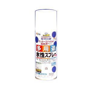 アサヒペン 水性多用途スプレー [300ml] アサヒペン、発泡スチロール、プラスチック(アクリル、硬質塩ビ、ABS、スチロール)、鉄、木、ブロック、紙、ガラスの他、ホビー、クラフト、デザイ