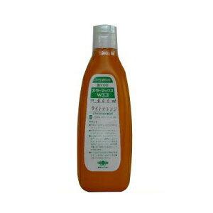 ニッペ カラーマックスWエコ ライトオレンジ [260ml] 日本ペイント・水性・濃縮着色材・現場用着色剤。