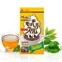 モリモリスリムほうじ茶風味ダイエットティー30包