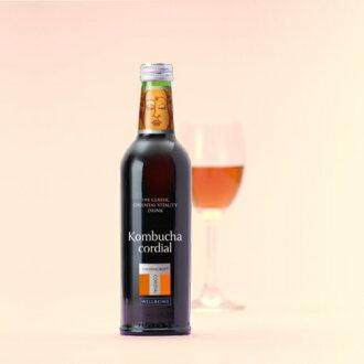 Thorncroft herb cordial コムブッカ kombucha 375ml fs3gm