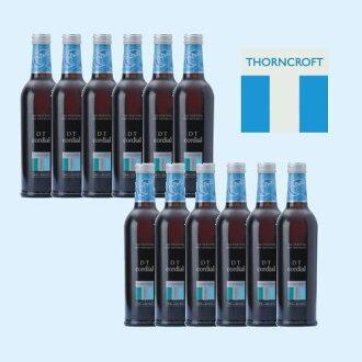 Thorncroft herb cordial DT (old Detox) 375ml×12 set (1 case)