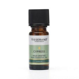 ティスランド 精油 サイプレス 9ml ピュアエッセンシャルオイル ワイルドクラフト 野生種 ロバートティスランド イタリアイトスギ葉油 ビーガン