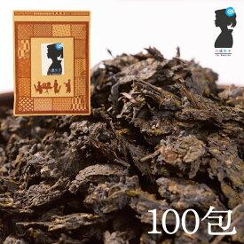 プーアール茶 100包で1,200円!しかも送料無料! ダイエットの定番プーアール茶 ティーバッグメガ盛り!【プーアール茶 プーアール プーアールティー】