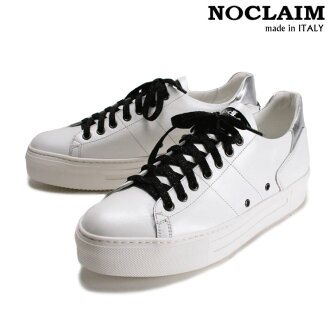 New brand NO CLAIM (a no objection) Italian handmade sneakers WELL16p