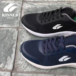 スニーカー メンズ キナー KINNER KNL-0005 ライフスタイル イタリア ブランド 発売開始!