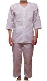 ダボシャツ 上下セット 日本製白M〜LLサイズ1901