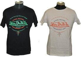 ボンダッチ Von Dutch Tシャツ 20130B